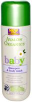 Avalon Organics Baby Shampoo & Body Wash