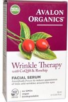 Avalon Organics CoQ10 Enzyme Skin Care Wrinkle Defense Serum