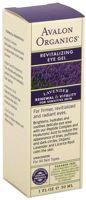 Avalon Organics Revitalizing Eye Gel Lavender