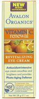 Avalon Organics Vitamin C Sun-Aging Defense Revitalizing Eye Cream