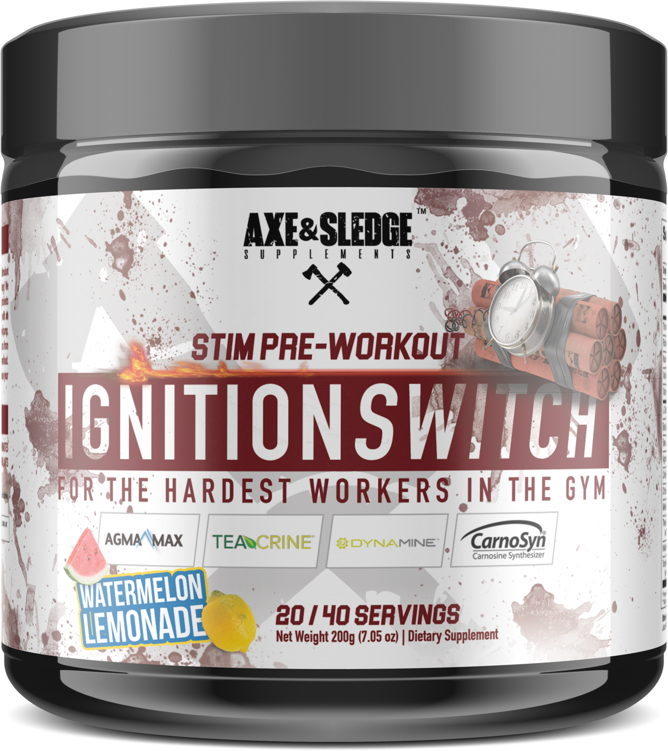 axe and sledge supplements discount code