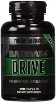 Baddass Nutrition Drive