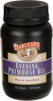 Barlean's Evening Primrose Oil