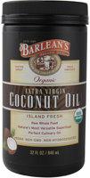 Barlean's Extra Virgin Coconut Oil