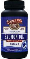 Barlean's Fresh Catch Salmon Oil
