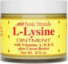 Basic Organics L-Lysine Ointment