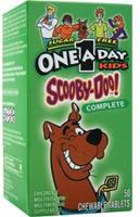 Bayer Kids Scooby-Doo Complete