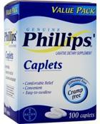 Bayer Phillips' Caplets