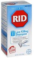 Bayer RID Lice Killing Shampoo