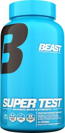 Beast Super Test: Man's Best Friend in Eight Capsules Per Day