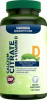 Betancourt Essentials Calcium Citrate + Vitamin D