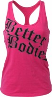 Better Bodies Women's Printed T-Back Tank