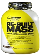 Beyond Raw GNC Beyond RAW Re-Built Mass