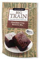 Big Train Low Carb Brownie Mix