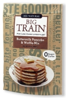 Big Train Low Carb Buttermilk Pancake and Waffle Mix