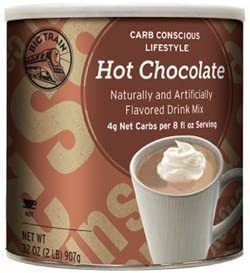 Big Train Carb Conscious Hot Chocolate