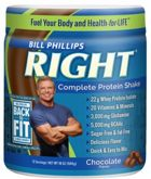 Bill Phillips Right Complete Protein Shake