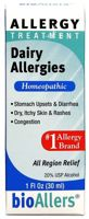bioAllers Allergy Treatment - Dairy Allergies
