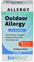 bioAllers Allergy Treatment - Outdoor Allergy