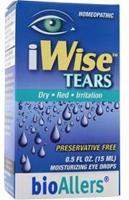 bioAllers iWise Tears - Moisturizing Eye Drops