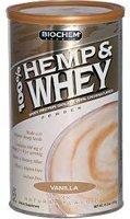 Biochem 100% Hemp & Whey