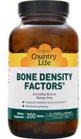 Biochem Bone Density Factors with Boron