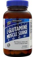 Biochem L-Glutamine Muscle Surge 1000