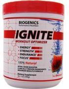 Biogenics Ignite