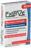 Biotab Nutraceuticals ExtenZe