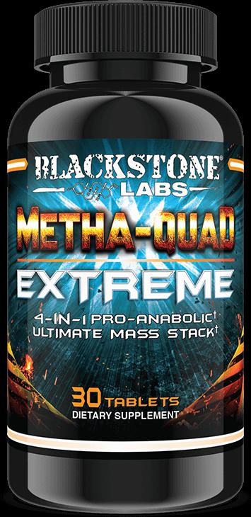 Blackstone Labs Metha-Quad Extreme | Save at PricePlow