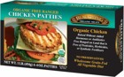 Blackwing Organic Seasoned Chicken Patties