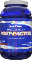 Blue Star Nutraceuticals Post-Factor