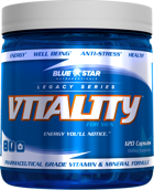 Blue Star Nutraceuticals Vitality