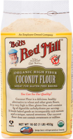 Bob's Red Mill Coconut Flour, Organic
