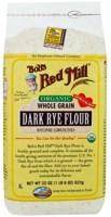 Bob's Red Mill Dark Rye Flour - Organic