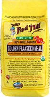 Bob's Red Mill Golden Flaxseed Meal, Organic