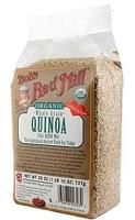 Bob's Red Mill Quinoa Flour, Whole Grain, Organic