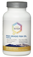 Body Basix High Grade Fish Oil