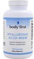Body First Hyaluronic Acid + MSM