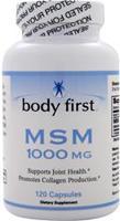 Body First MSM