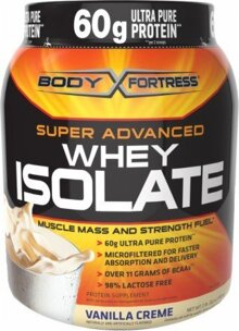 Super Advanced. Whey Isolate