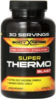 Body Fortress Super Thermo Blast