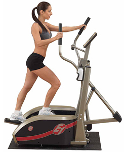 easy to store elliptical machine