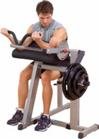 Body-Solid GCBT380 Cam Series Bicep/Tricep Machine