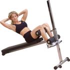Body-Solid Powerline Adjustable Ab Board