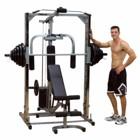 Body-Solid Powerline Smith Gym