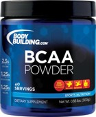 Bodybuilding.com BCAA Powder