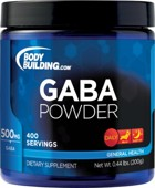Bodybuilding.com GABA Powder