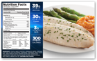 Bodybuilding.com Standard Meal Plan