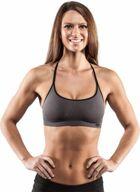 Bodybuilding.com Women's B-Elite Superset Seamless Bra